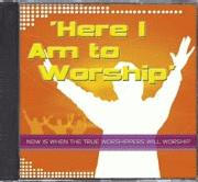 CD: Here I Am To Worship - Here I Am To Worship