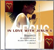 CD: In Love With Jesus Vol. 6 - In Love With Jesus