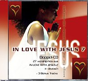 CD: In Love With Jesus Vol. 7 - In Love With Jesus
