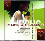 CD: In Love With Jesus Vol. 8 - In Love With Jesus