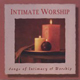 CD: Intimate Worship - Sonstige Interpreten