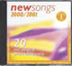 CD: NewSongs 2000/2001 (Vol. 1) - NewSongs