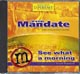 CD: See What A Morning - The Mandate - Worship Experience