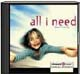 CD: all i need - Vineyard Music