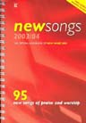 Liederbuch: NewSongs 2003/04