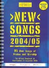 Liederbuch: NewSongs 2004/05